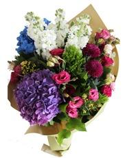 2 Hydrangea Bouquet
