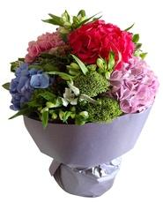 5 Hydrangea Bouquet